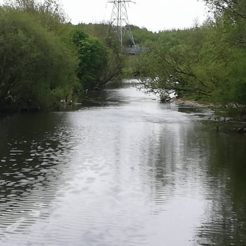 River Irwell Bury (Hinds Lane)